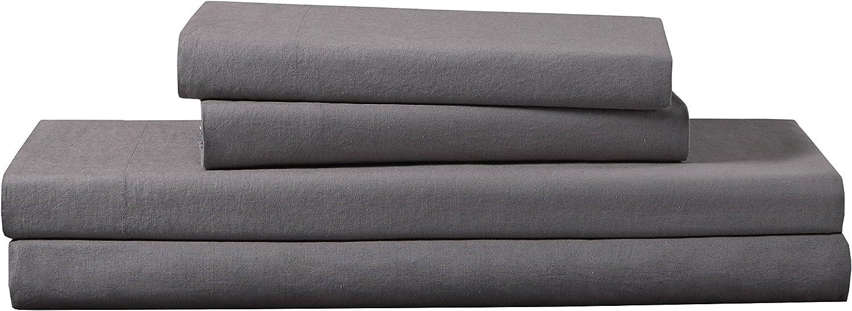 Loft New York FRE651XXKHAK03 Luxury Sheet Set Khaki Levinsohn Textile Company Queen