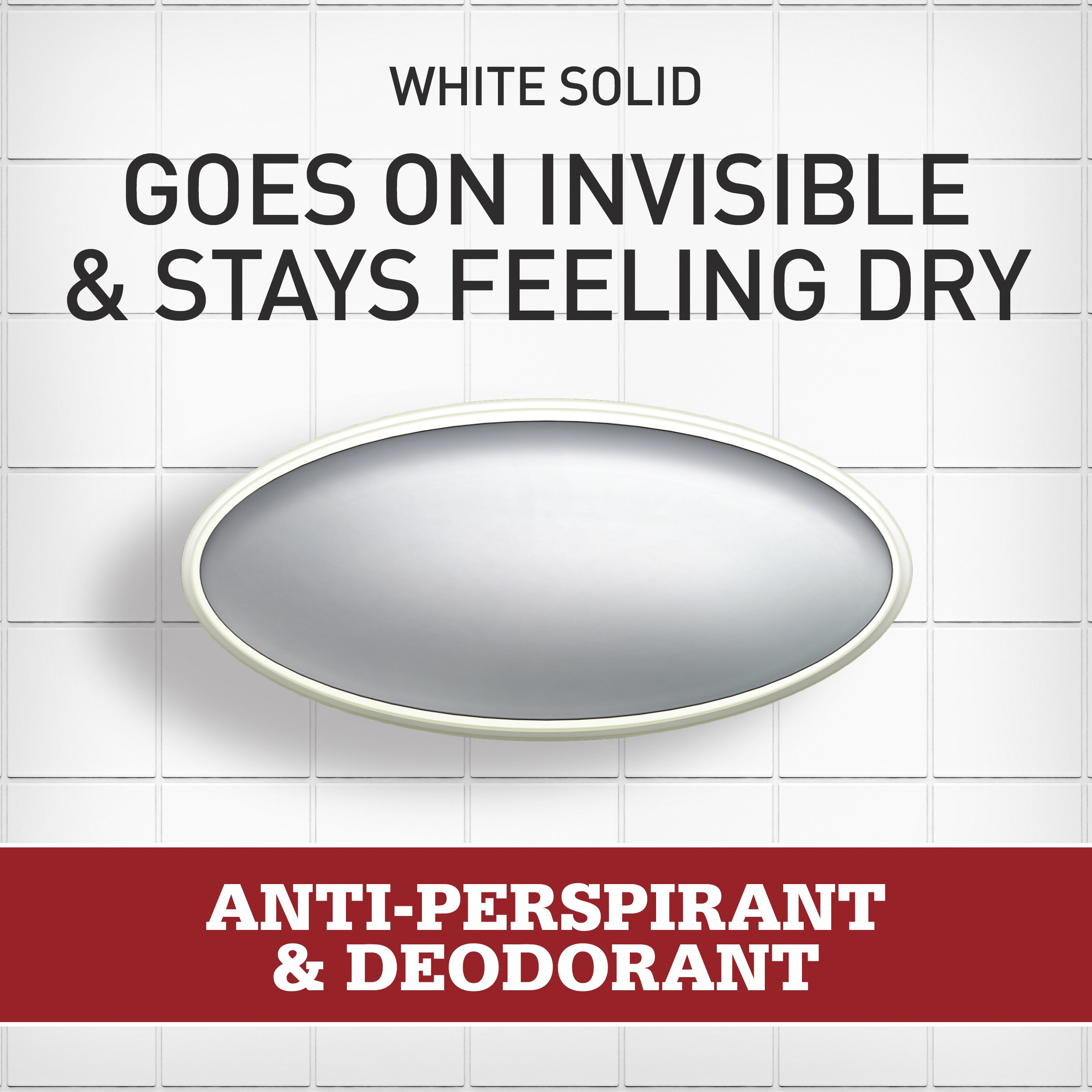 Old Spice Fresher Collection Invisible Solid Men's