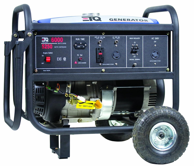 Amazon ETQ TG52T42 5250 Running Watts 6000 Starting Watts