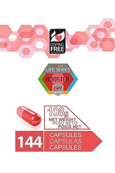 Aspartavar - Aminoacido Ácido D-Aspártico en Cápsulas: Amazon.es: Salud y cuidado personal