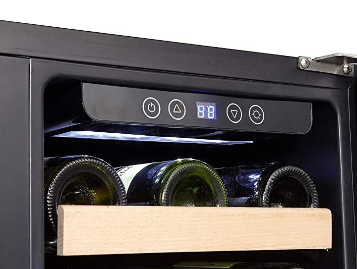 Dual-Zone-Wine-Fridge-temperature-and-What-for-Red-vs-White-Wine