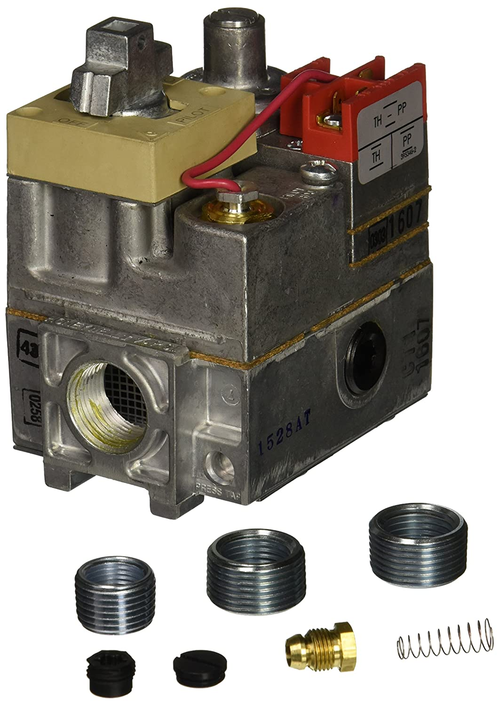 honeywell vs820a1088 power pile millivolt combo gas valve hvac