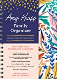 2021 Amy Knapp's Family Organizer: 17-Month Weekly Planner for Mom (Includes Stickers, Thru December 2021)