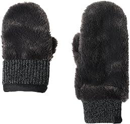 b8f2892aa1f Bickley   Mitchell Women s Faux Fur Mittens