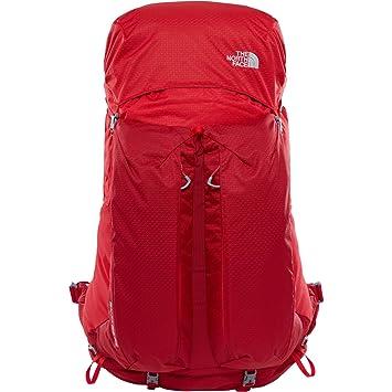 The North Face t92scj1sw Mochila Mixta, Color Rojo, Tamaño Taille M, Volumen Liters 65: Amazon.es: Deportes y aire libre