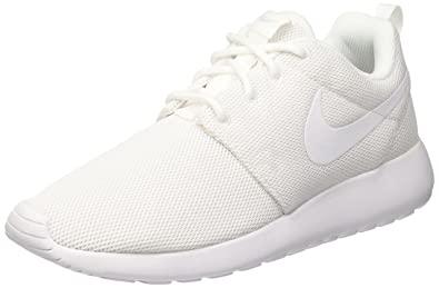 Nike Womens Roshe One Running Shoes (5 B(M) US)(White