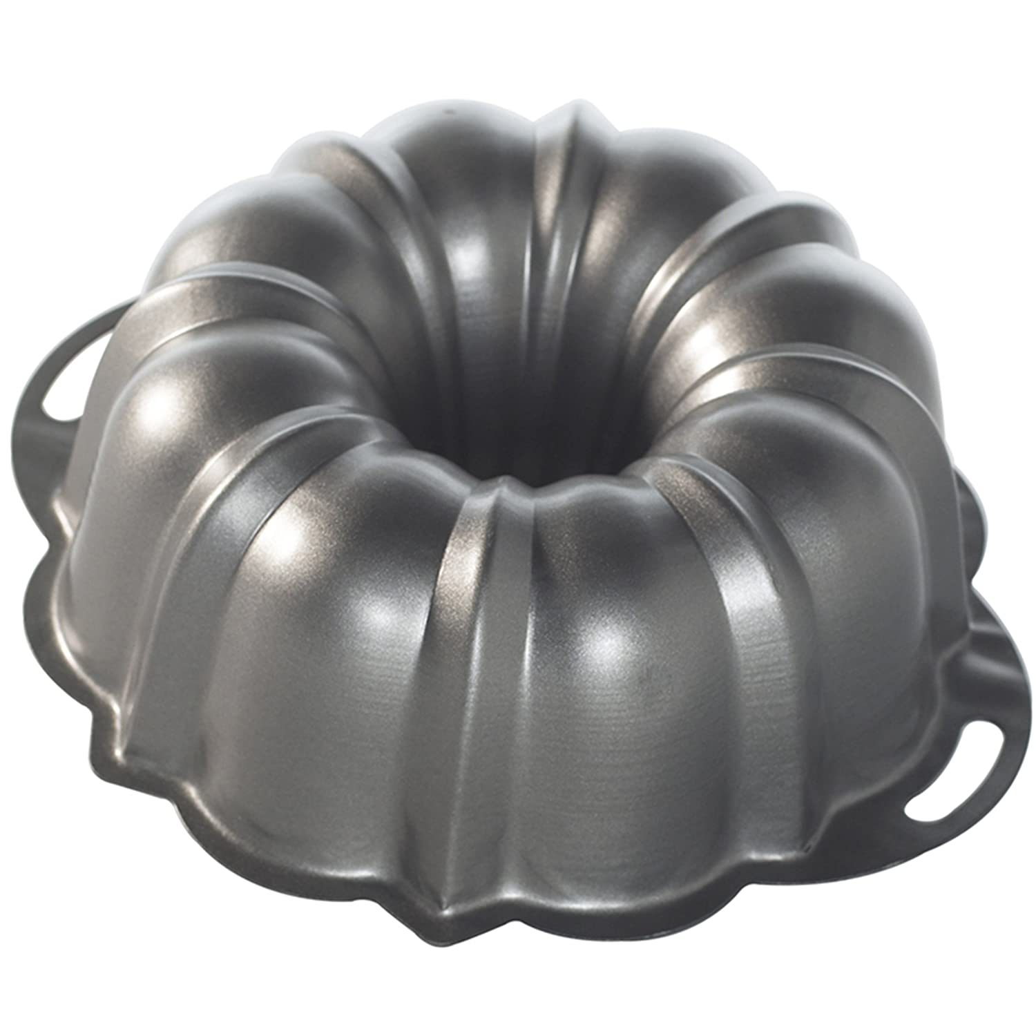 Bundt cake pans for sale - Nordic Ware Pro Form Anniversary Cake Pan 12 Cup