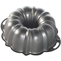 Nordic Ware Pro Form Anniversary Cake Pan, 12 Cup