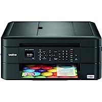 Brother MFC-J480DW Multifuncional - Impresora multifunción (Inyección de Tinta, Color, Color, 27 ppm, 6000 x 1200 dpi, 10 ppm)