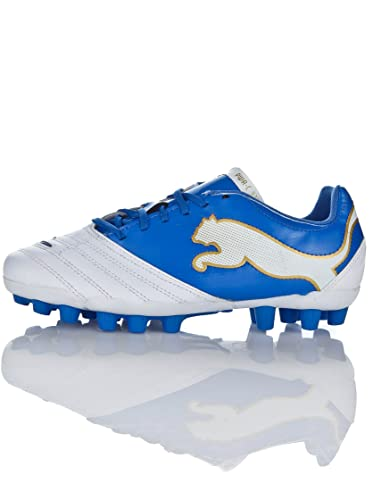 08b6659d742 Boys Puma MG Multi Ground Football Boots Junior Sizes Soccer Boot Kids Size  5  Amazon.co.uk  Shoes   Bags