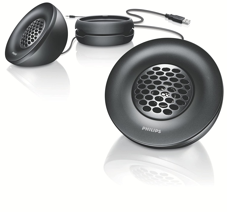 Amazon.com: Philips SPA3250/27 Multimedia Speakers 2.0: Electronics