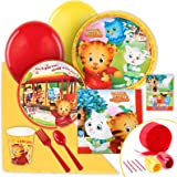 Daniel Tiger Party Supplies - Value Party Pack