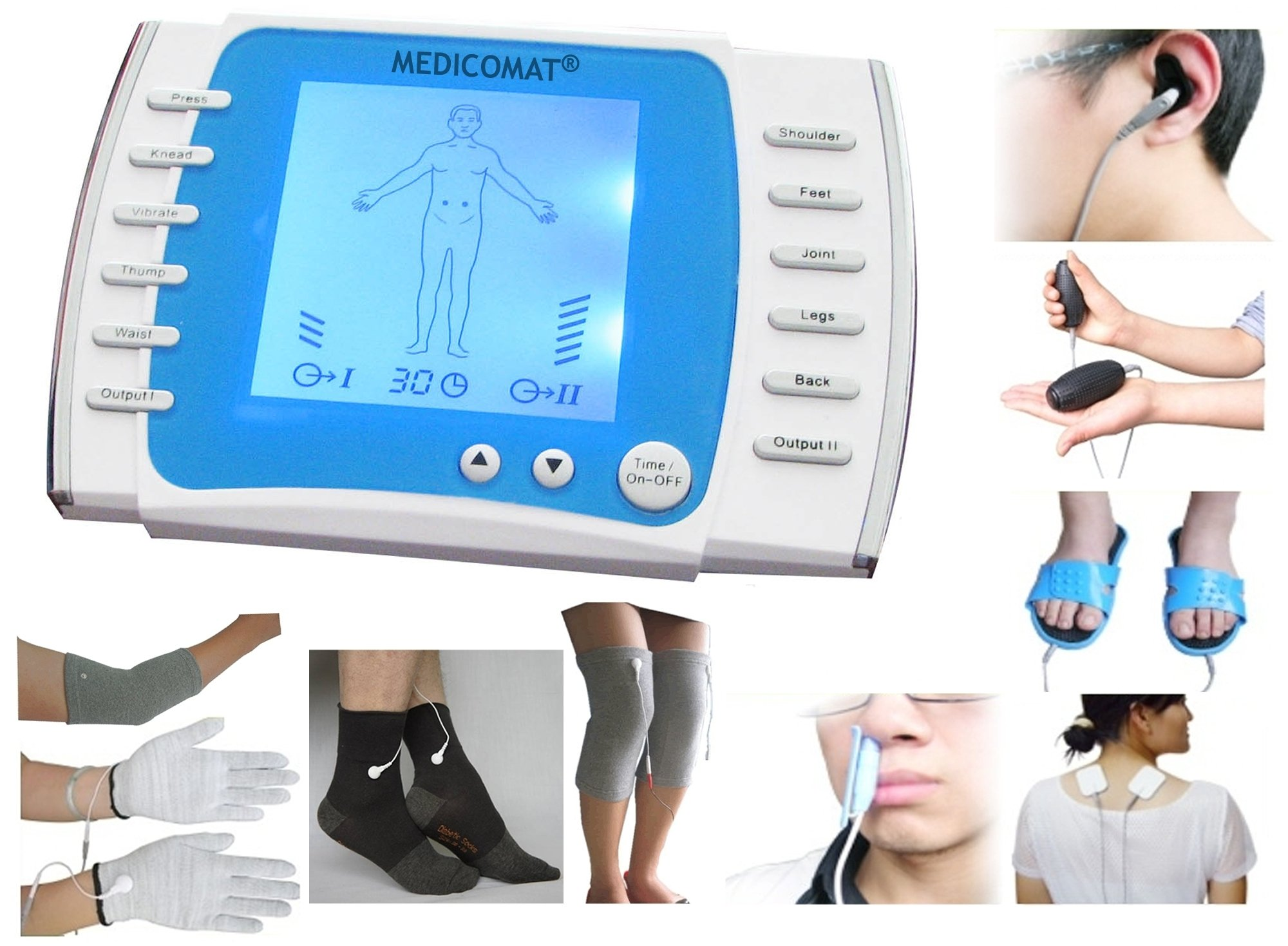 Knee Pain Relief Device Medicomat Pain Therapy