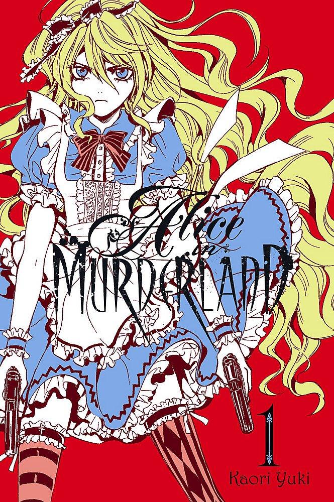 Amazon.com: Alice in Murderland, Vol. 1 (Alice in Murderland, 1) (9780316342124): Yuki, Kaori, Yuki, Kaori: Books