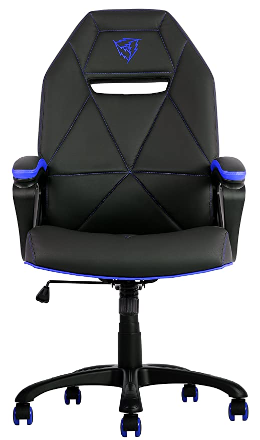 ThunderX3 Spain TGC10 Silla gaming profesional, 30x52x81 cm, Azul
