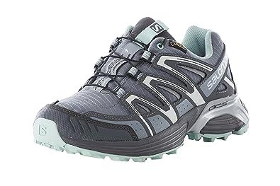 brand new 55a30 00186 Salomon XT Hornet Women s Gore-TEX Trail Running Shoes - 8.5 Blue