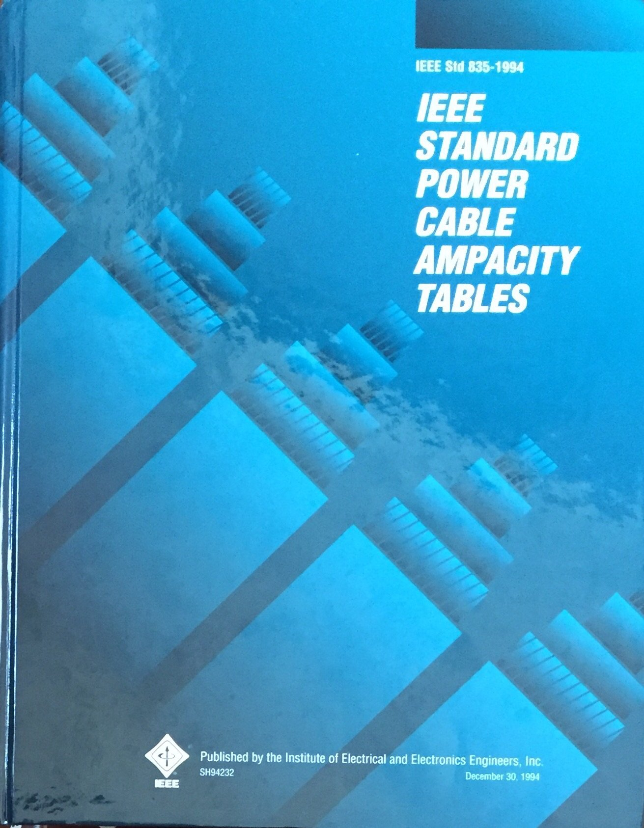 Ieee standard power cable ampacity tables amazon books keyboard keysfo Image collections