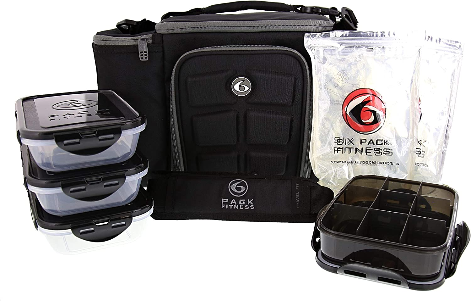 Fitness Innovator 300 Stealth Black by 6 Pack Fitness: Amazon.es ...