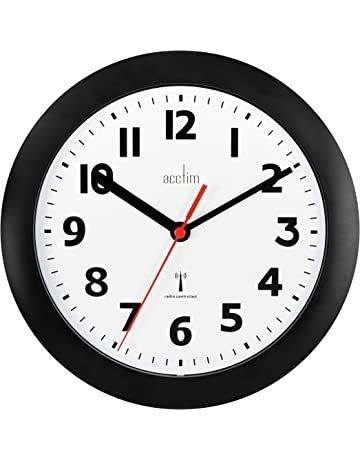 df0a3bb32d5 Acctim  Parona  Radio Controlled Wall Clock
