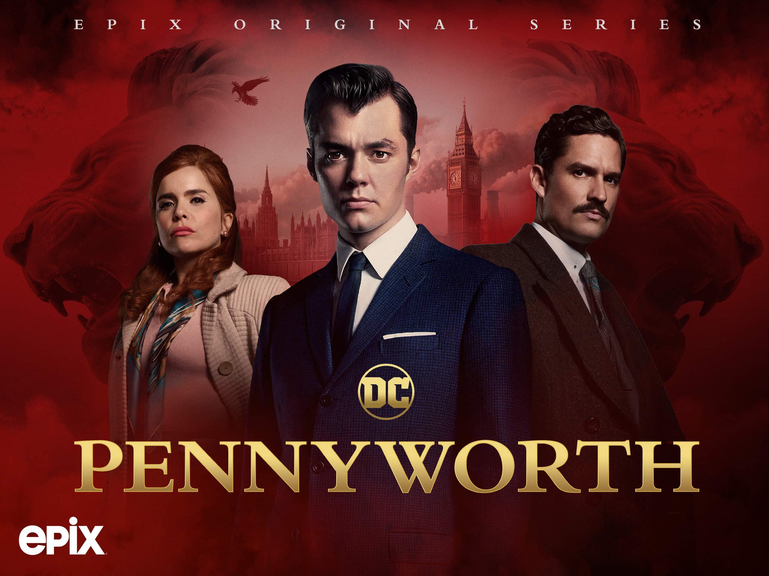 Watch Pennyworth Season 1 Prime Video