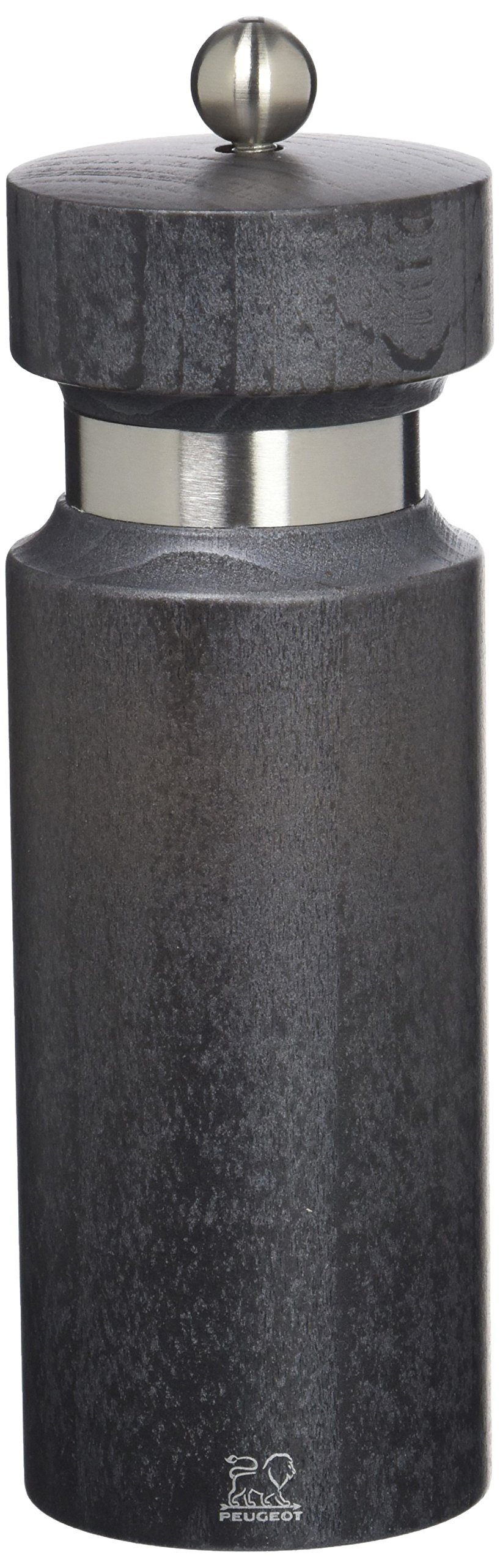Peugeot 34504 Royan Pepper Mill, 7'', Gray by Peugeot