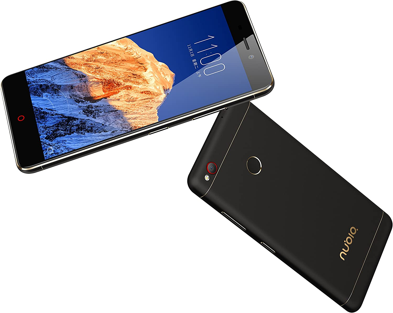 Nubia N1 SIM Doble 4G 64GB Negro, Oro: Amazon.es: Electrónica