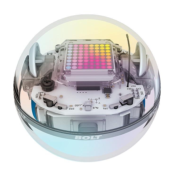 Bolt – The Programmable Robotic Ball from Sphero