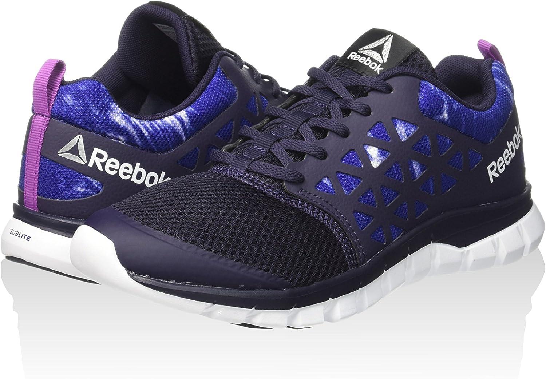 Reebok Sublite XT Cushion 2 Wsmt, Chaussures de Running Entrainement Femme