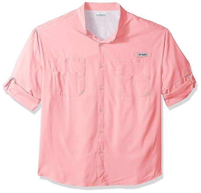2ebac651099 Amazon.com: Columbia Sportswear Tamiami II Long Sleeve Shirt: Clothing