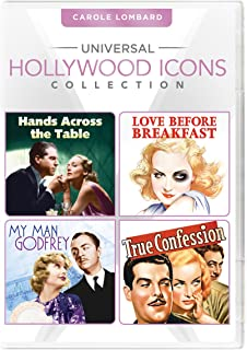Amazon.com: Carole Lombard - The Glamour Collection (Hands ...