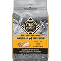 Nature's Recipe Adult Whole Grain Chicken and Rice Recipe Dog Food 1.8kg