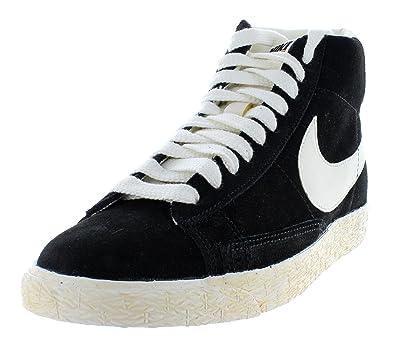 Nike Blazer High Vintage 375722 001 Sneaker Herren, Schwarz ...