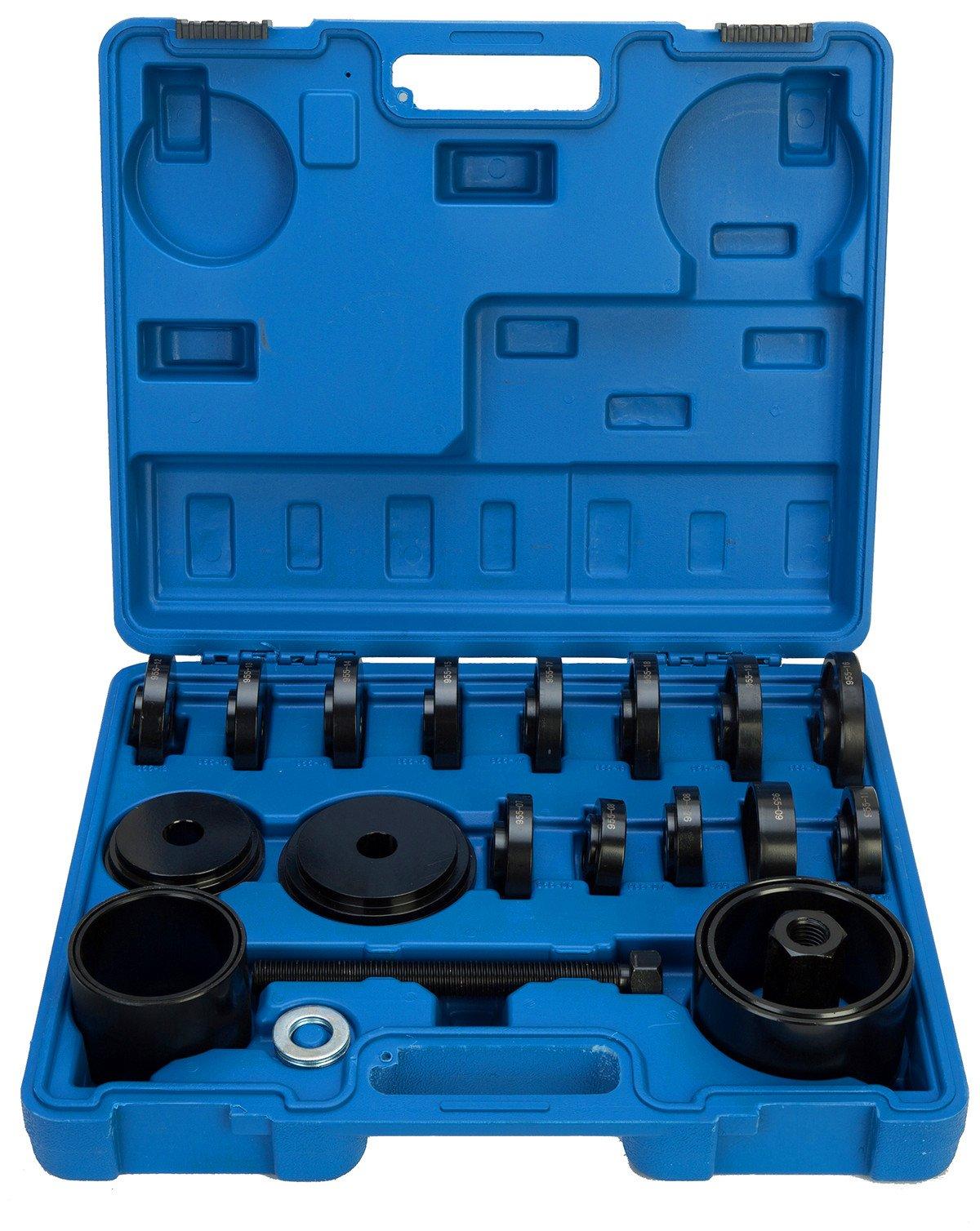 FreeTec Front Wheel Drive Bearing Puller Separator Splitter Press Removal and Installer Adapter Kit
