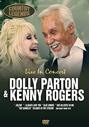 Dolly parton kenny rogers live in concert dvd 2013 amazon dolly parton kenny rogers live in concert dvd 2013 publicscrutiny Choice Image