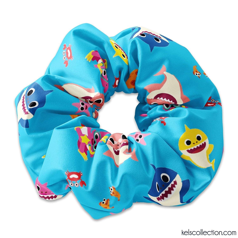Baby Shark Doo-Doo-Doo Scrunchy Hair Tie