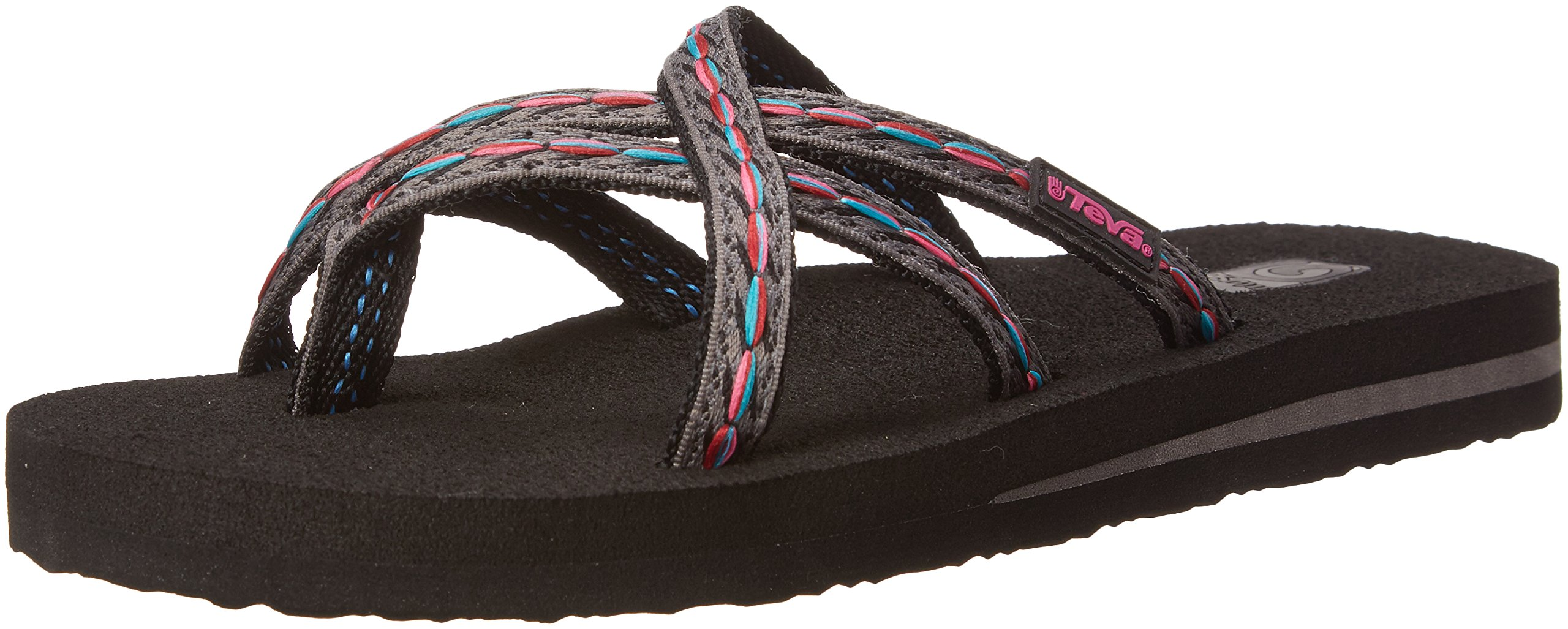 868ad279187076 Galleon - Teva Women s Olowahu 2 Pack Flip Flop