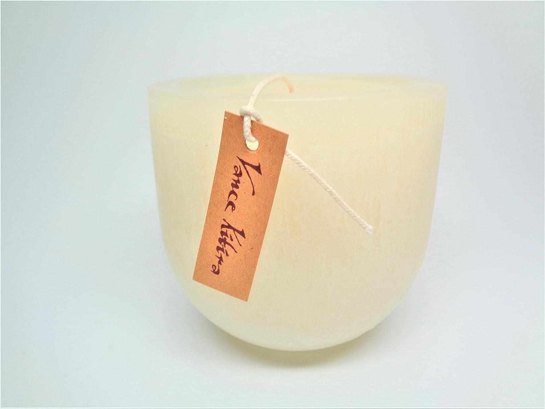 Vance Kitira Timber Goblet Candle (3.25, Brown Sugar)