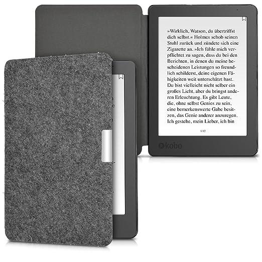 85 opinioni per kwmobile custodia per Kobo Aura Edition 2- cover protettiva per eReader-