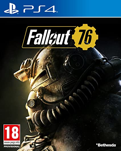 Fallout 76 para PlayStation 4 - Edición Estándar: Amazon.es ...