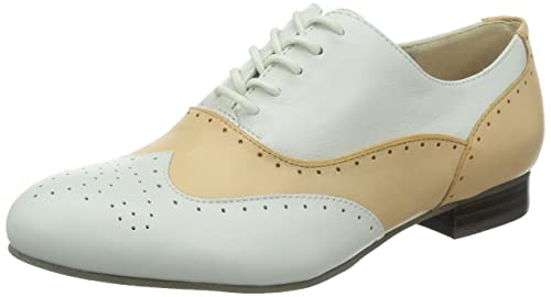 d1b36c406f2 Clarks Womens Casual Clarks Ennis Willow Leather Shoes In Light Tan  Standard Fit Size 4