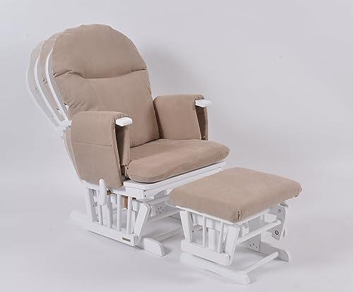Sereno Nursing Glider Maternity Rocking Chair With Glide