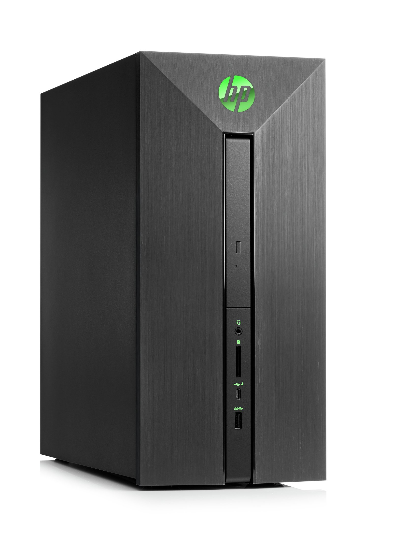 2018 Newest Flagship HP Pavilion Power Premium Gaming VR Ready Desktop Computer (AMD Ryzen 5 1400 3.2 GHz, Radeon RX 580, 8GB DDR4 RAM, 256GB SSD + 1TB HDD, Bluetooth, HDMI, DVD, Windows 10) by HP (Image #3)
