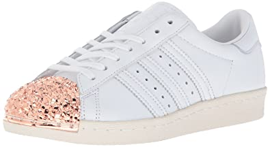 b8093f85ff adidas Originals Women's Superstar 80S 3D MT W Running Shoe FTWWHT,Owhite,  10 Medium