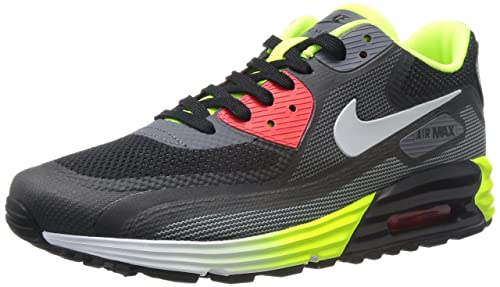 Nike Men s Air Max 90 Essential Trainers  Amazon.co.uk  Shoes   Bags 82a4a0582