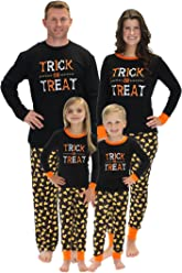 Sleepyheads Halloween Trick-or-Treat Family Matching Pajama Set