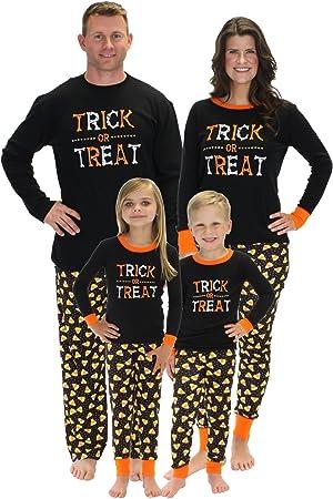 Sleepyheads Halloween Trick-or-Treat Family Matching Pajama Set