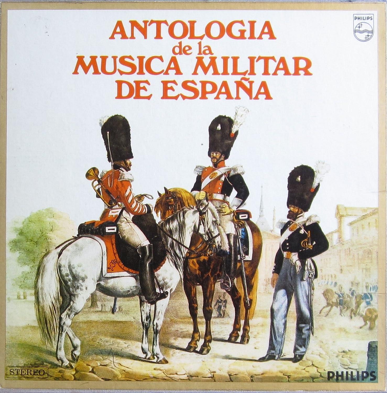 Antologia de la Musica Militar de Espana : Ricardo Fernandez de ...