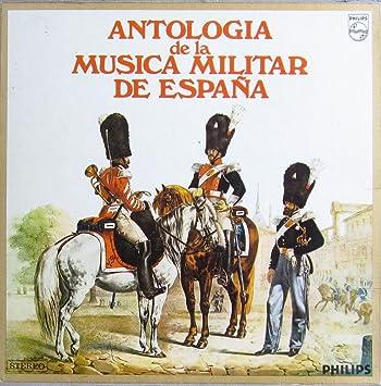Antologia de la Musica Militar de Espana : Ricardo Fernandez de Latorre, Various Artists: Amazon.es: Música
