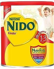 Nestle Nido Kinder Formula Infantil En Polvo Para 1-3 Años, 800 G, Pack of 1