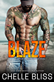 Blaze (Men of Inked: Heatwave Book 4)